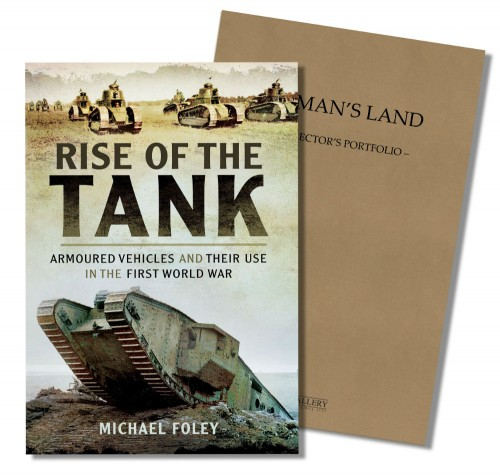 THE BOOK - RISE OF THE TANK by Michael Foley