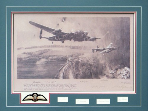 ROBERT TAYLOR  Goner 58A COLLECTORS EDITION- Lancaster